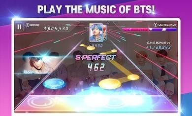 超级明星BTS截图